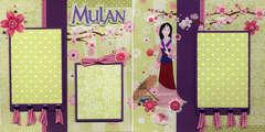 Mulan Spread