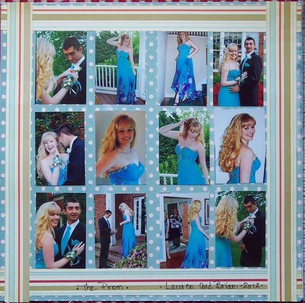 The Prom Collage!