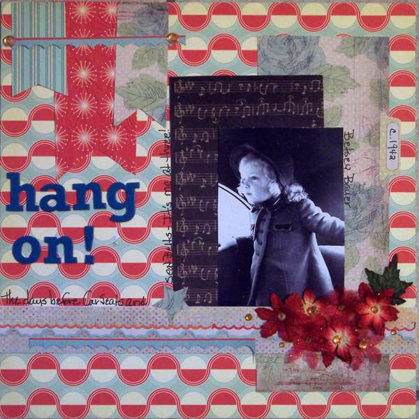 Hang On!!!! C.1942