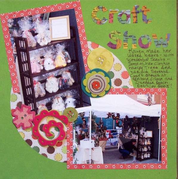 Craft Show pg 1.