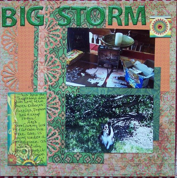 Big Storm.....Debby 2012