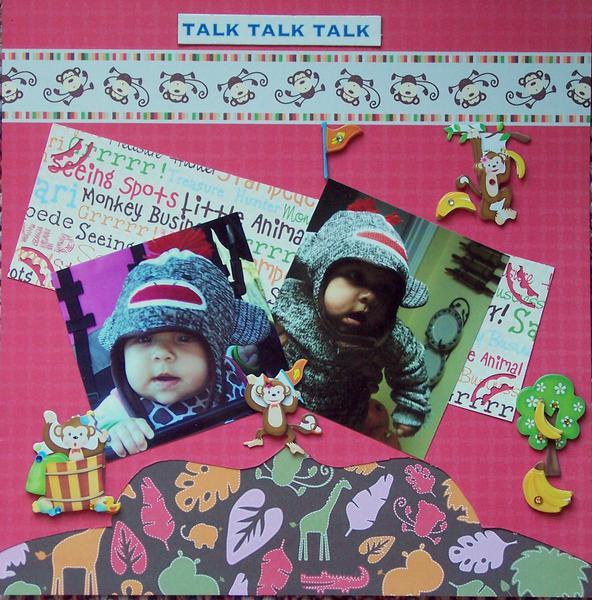 Talk, Talk, Talk!