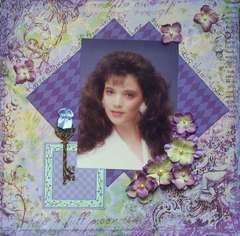 Glamour Shots  c, 1980's