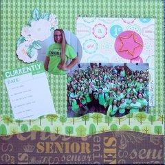 Senior Class 2016-2017