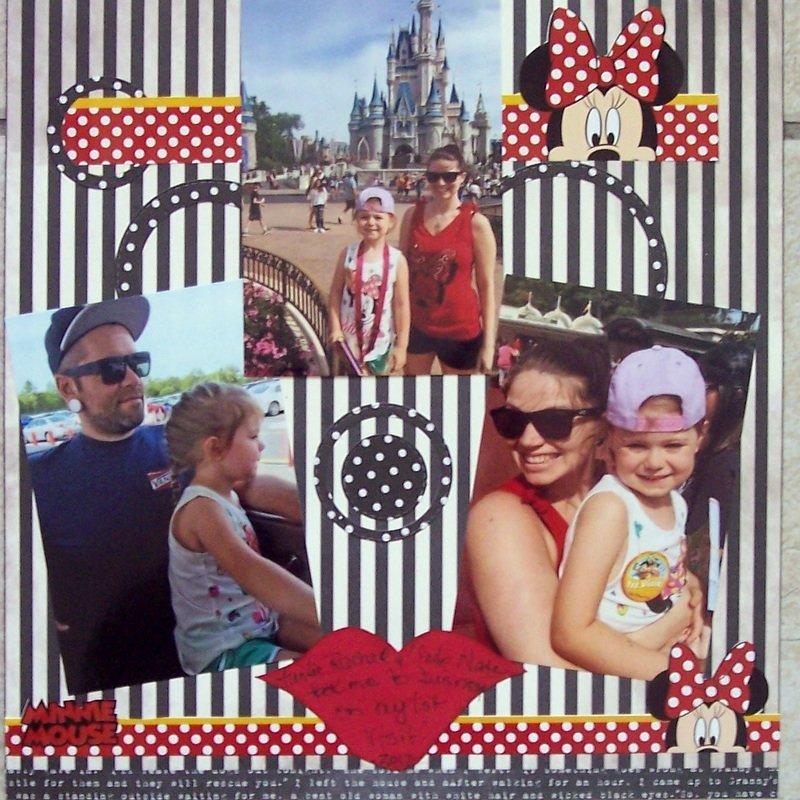 First Disney Visit
