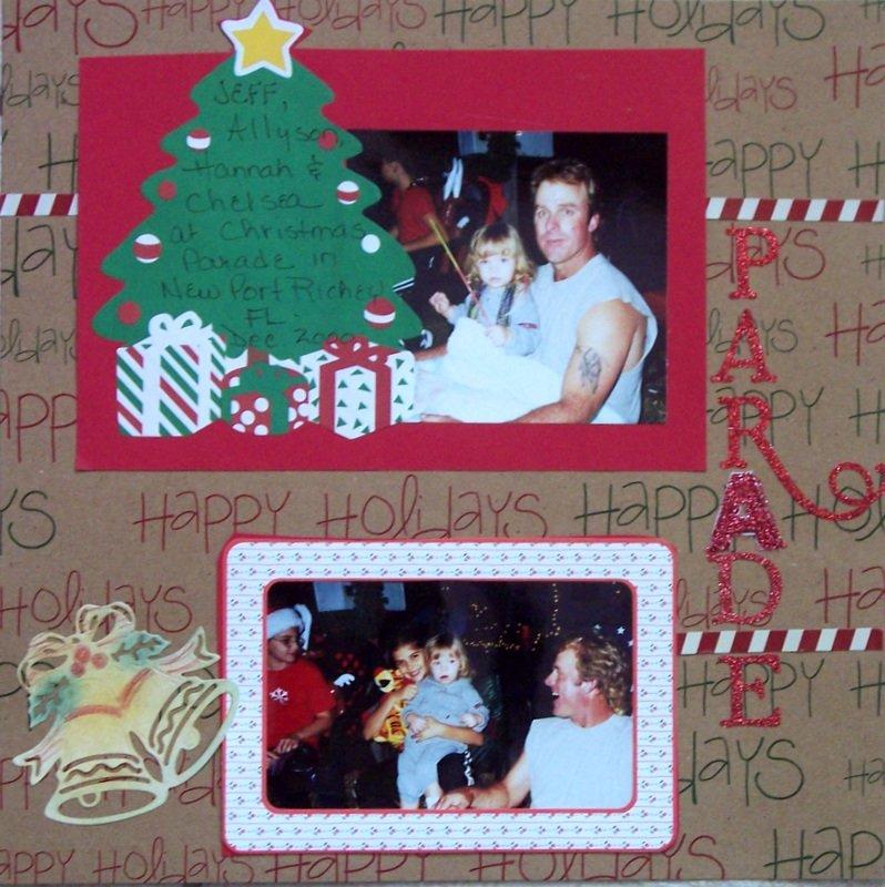 Christmas Parade 2001