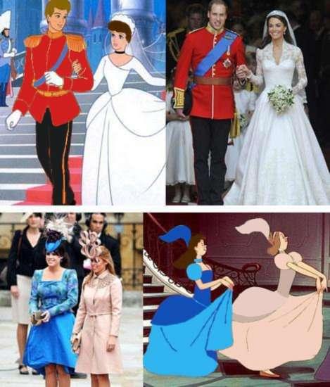 The Prince and Princess.....real or fiction?
