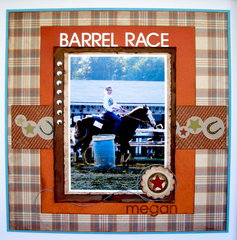 Barrel Race **Moxxie**
