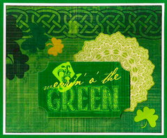 wearin' o' the Green **Moxxie**