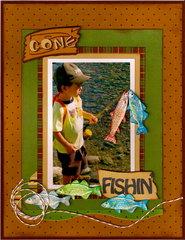 Gone Fishin' - Moxxie