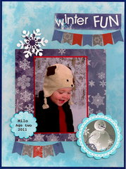 winter FUN  **Moxxie**