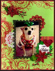 Christmas Puppy **The Robin's Nest**