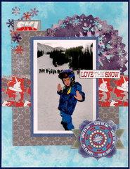 Love the Snow **Moxxie**