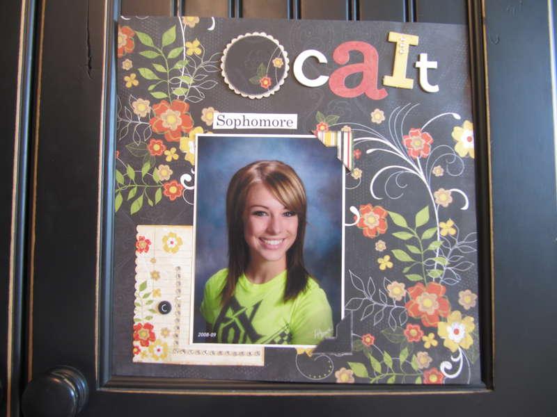 caitlyn 10th grade