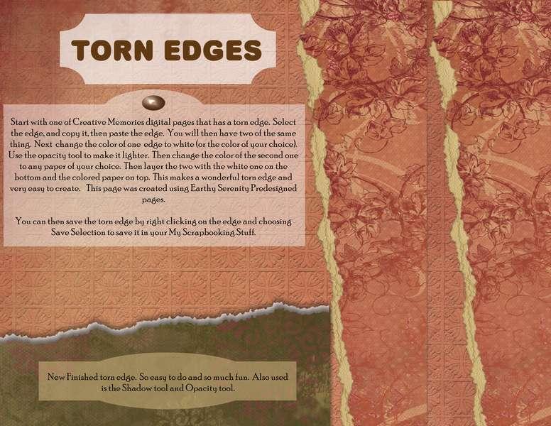 Torn Edges