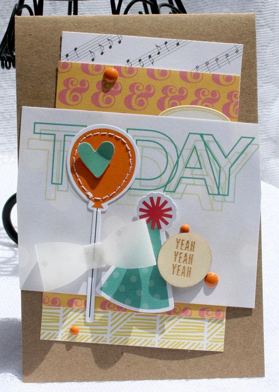 Today birthday card
