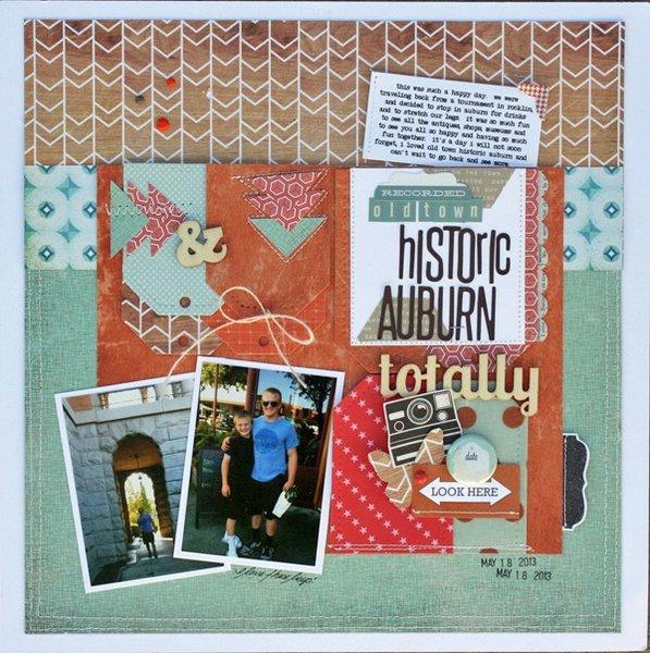 Old Town Historic Auburn