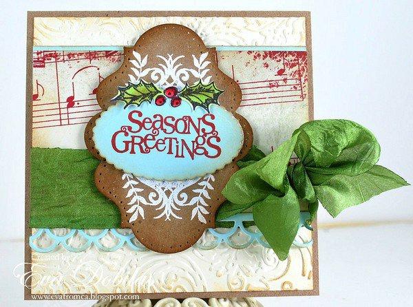 Holiday Cardmaking