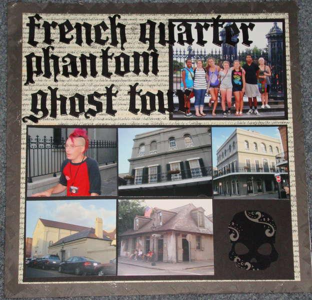 French Quarter Phantom Ghost Tour