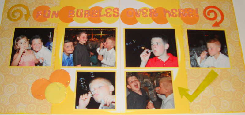 Fun Bubbles Over Here!