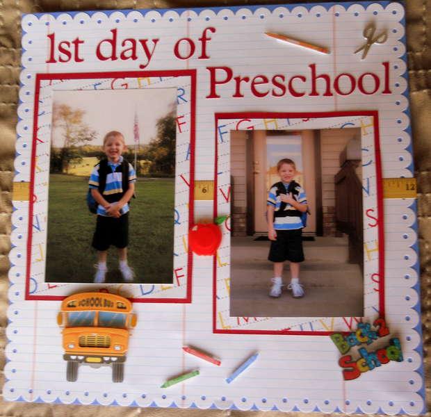 Eric-Preschool 2007