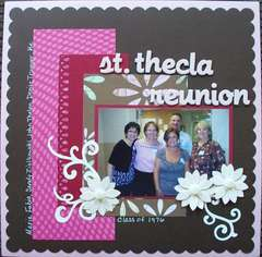 st. thecla reunion