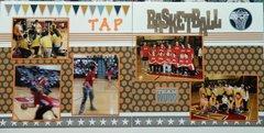 tap basketball