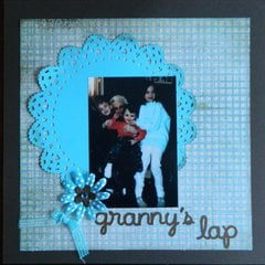 granny's lap