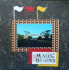 magic begins
