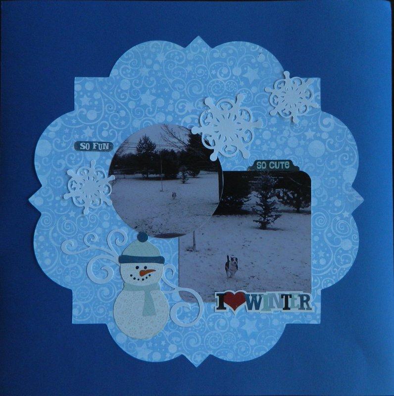 I <3 winter