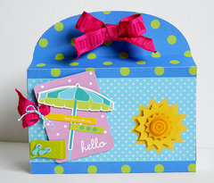 Hello Gift Box *Pebbles Inc*