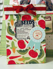 seed box *New Cosmo Cricket*