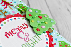 Merry & Bright Gift Bag