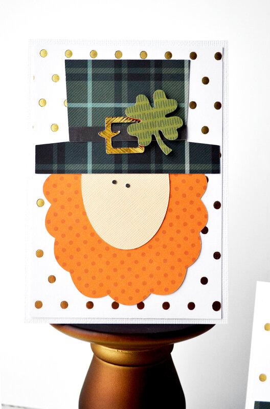 St. Patrick's Day Card Set