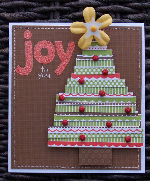 joy to you...