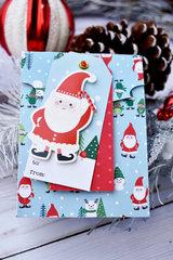 Cozy & Bright Mini Gift Bags