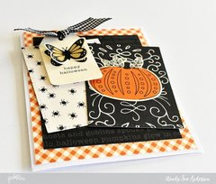 easy halloween cards