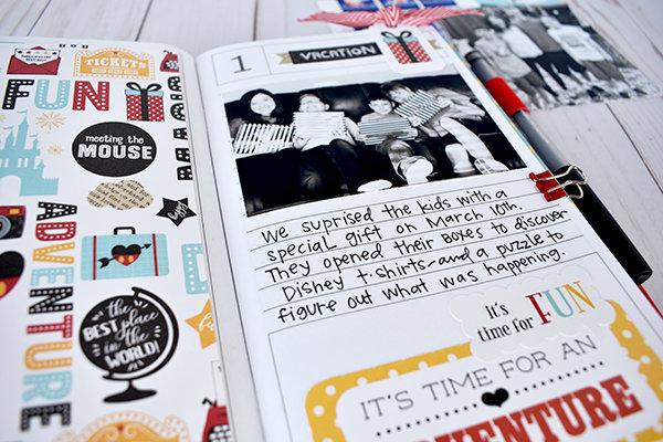 travelers notebook | mini album