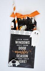 halloween treat pocket tags
