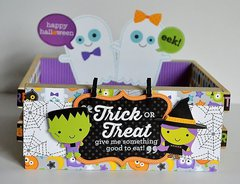 Trick or Treat Goodie Crate!