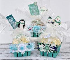 Winter Popcorn Gifts