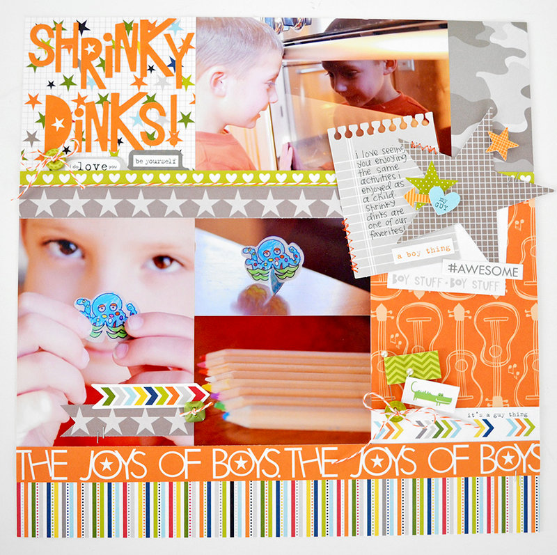 shrinky dinks | bella blvd...
