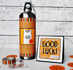 Basketball Player Gift