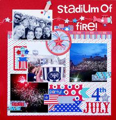 Stadium of Fire   Doodlebug Design