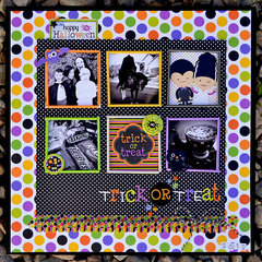 Trick or Treat | Doodlebug