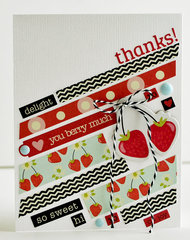 thanks | lily bee design