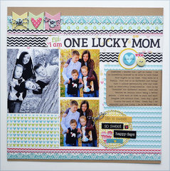 one lucky mom *lily bee*