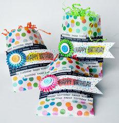 Happy Birthday Treat Bags