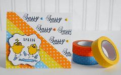 sassy chick | avacado arts...