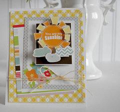 sunshine card   avacado arts...